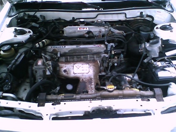 Another deadmanrob 1990 Toyota Camry post... - 10426398