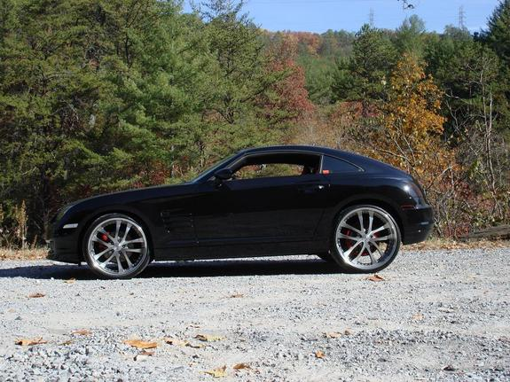 Irwinscrossfire 2006 Chrysler Crossfire Specs Photos
