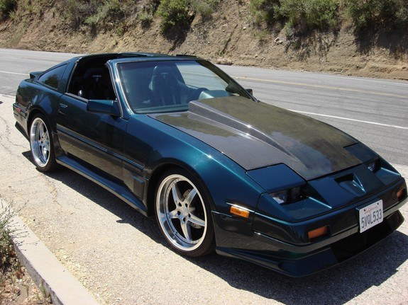 rb25z31 1986 nissan 300zx specs photos modification info. Black Bedroom Furniture Sets. Home Design Ideas