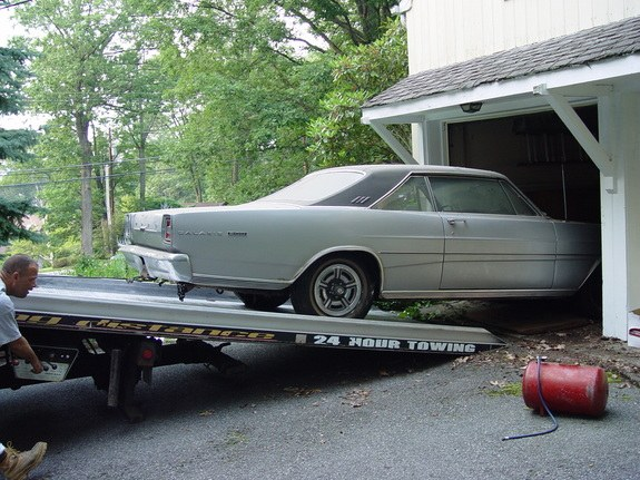 Another 55rocket 1966 Ford Galaxie post... - 9270692