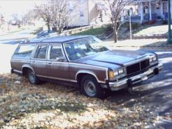 1987cp 1979 Ford LTD Country Squire