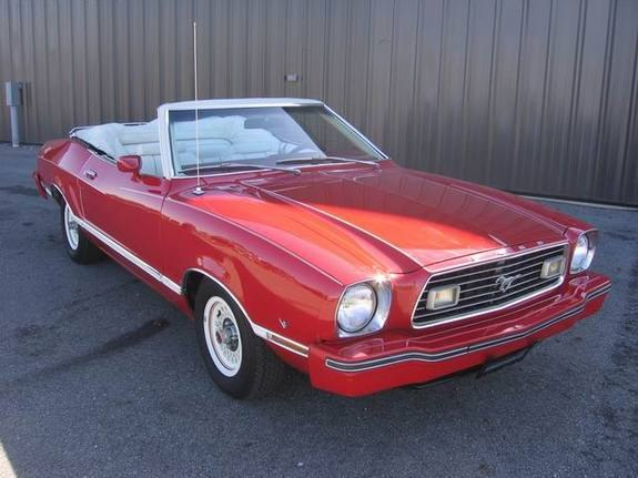 snakesalive 1977 Ford Mustang