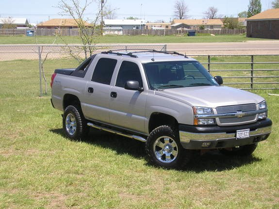 chevyava11 2004 chevrolet avalanche specs photos. Black Bedroom Furniture Sets. Home Design Ideas