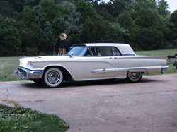 alsmith1214 1959 Ford Thunderbird