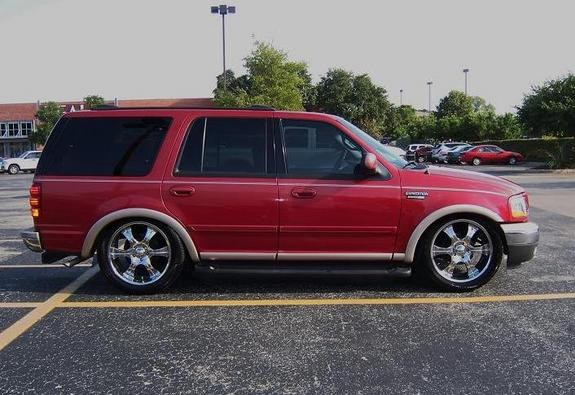 Another enomik 1999 Ford Expedition post... - 10430230