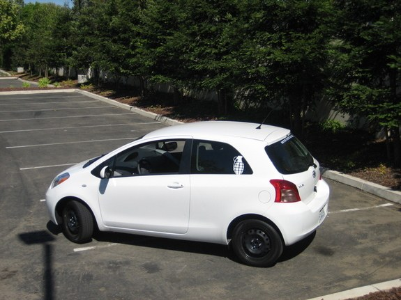 Thursday6911 S 2007 Toyota Yaris In Fairfield Ca