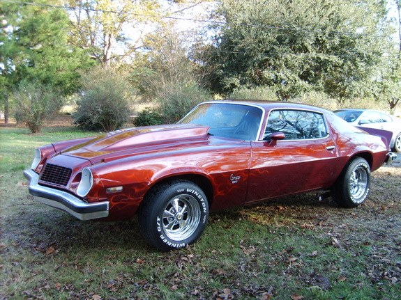 Ezb71351 1974 Chevrolet Camaro Specs Photos Modification