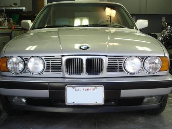 Fooliotocoolio 1991 Bmw 5 Series Specs  Photos