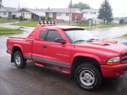 cormatcan 2000 Dodge Dakota Regular Cab & Chassis