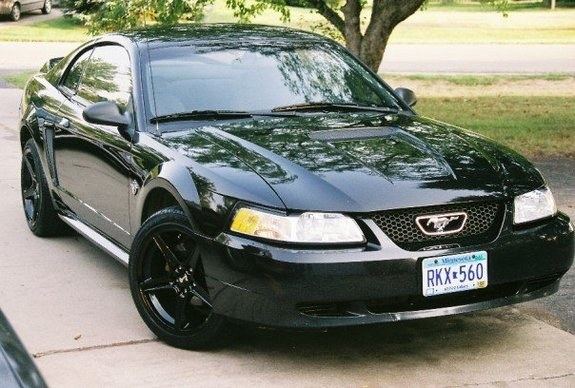 vikan005 39 s 1999 ford mustang in minneapolis mn. Black Bedroom Furniture Sets. Home Design Ideas