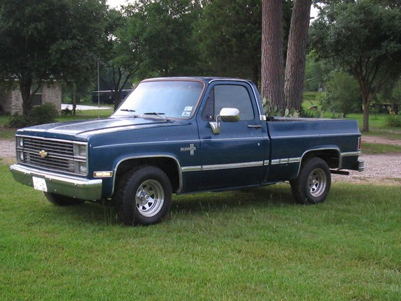 budhoot 1984 Chevrolet C/K Pick-Up Specs, Photos, Modification Info at CarDomain