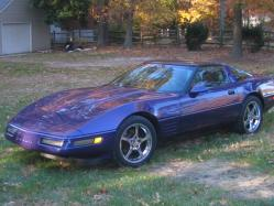 Powersmokin 1992 Chevrolet Corvette