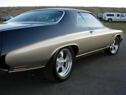 Fastrehotrods 1972 Buick LeSabre