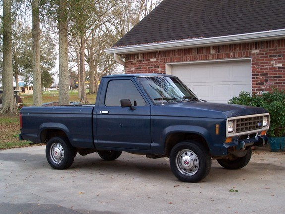 Ford F 150 Specs DangrRangr 1986 Ford Ranger Regular Cab Specs, Photos ...