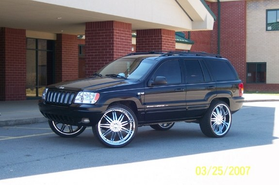 Stephen8 2000 Jeep Grand Cherokee 9277046