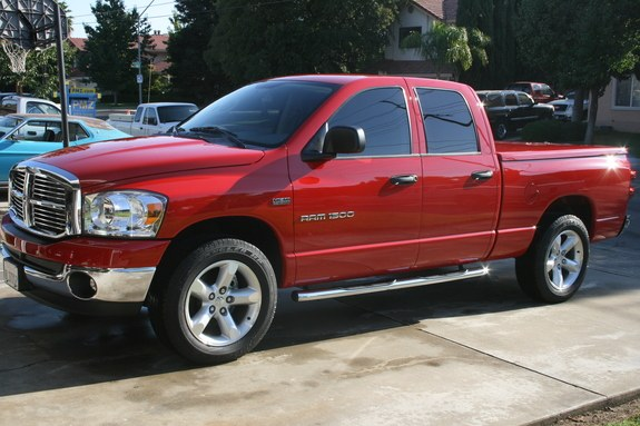 radrickssei 2007 dodge ram 1500 regular cab specs photos. Black Bedroom Furniture Sets. Home Design Ideas