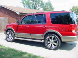 Justin25Ky 2004 Ford Expedition