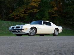 ChadF71s 1974 Pontiac Trans Am