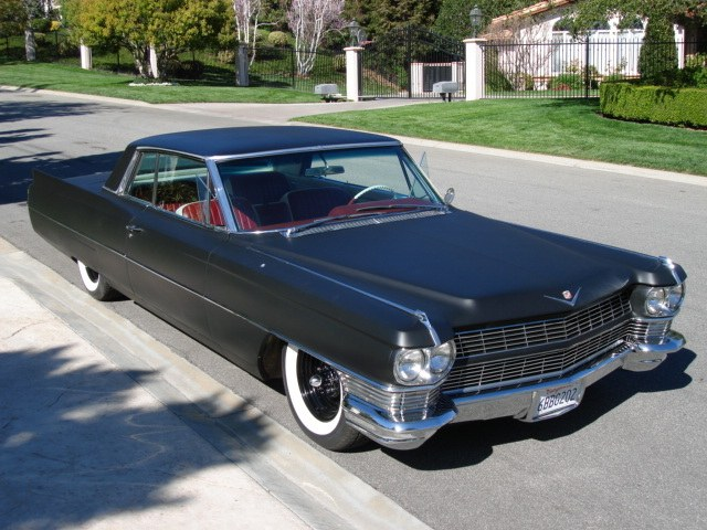 KadillacChris 1964 Cadillac DeVille Specs, Photos, Modification Info