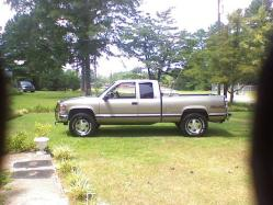 98chevyscstyle 1999 Chevrolet C/K Pick-Up