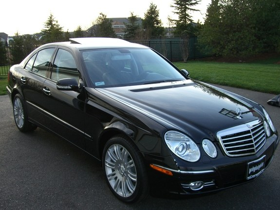 dendude2 2007 mercedes benz e class specs photos. Black Bedroom Furniture Sets. Home Design Ideas