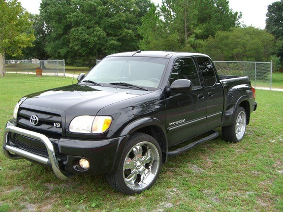 Ford Fusion Mods >> UcPlaya07 2003 Toyota Tundra Access Cab Specs, Photos ...