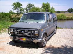 malanclays 1987 Ford Econoline E150 Passenger