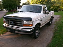 ecocav22s 1992 Ford F150 Regular Cab
