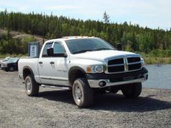 tacticalcop 2005 Dodge Power Wagon