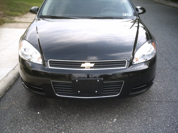 Another juvienst 2008 Chevrolet Impala post... - 10438276