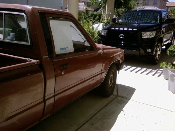Another D10_Tundra 1986 Toyota Regular Cab post... - 10438813
