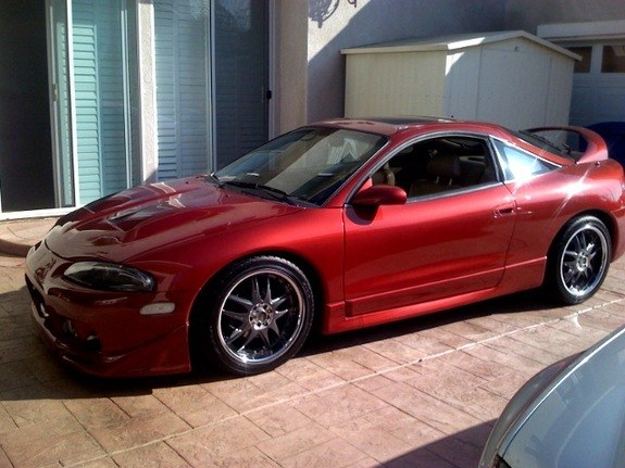 Another illmaticgst 1997 Mitsubishi Eclipse post... - 10438904