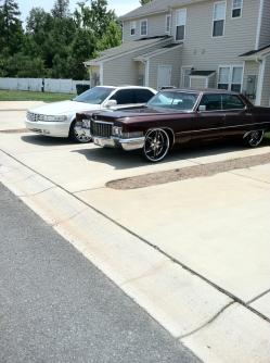 The_bachelor 1970 Cadillac DeVille