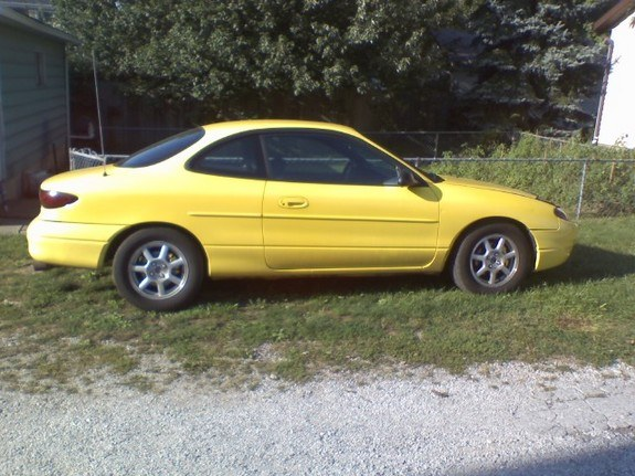 Another mdspnut 1999 Ford Escort post... - 10459503