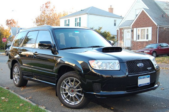 Another max5spd 2007 Subaru Forester post... - 11026919