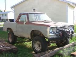 artfulldodger 1977 Dodge Ram 1500 Regular Cab