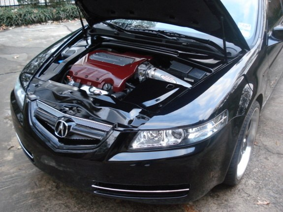 Youseemerollin Acura TL Specs Photos Modification Info At - 2005 acura tl engine