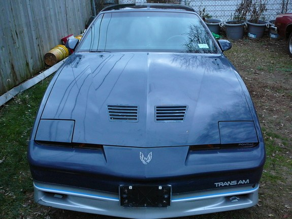 Another bmh6724 1985 Pontiac Trans Am post... - 9279556