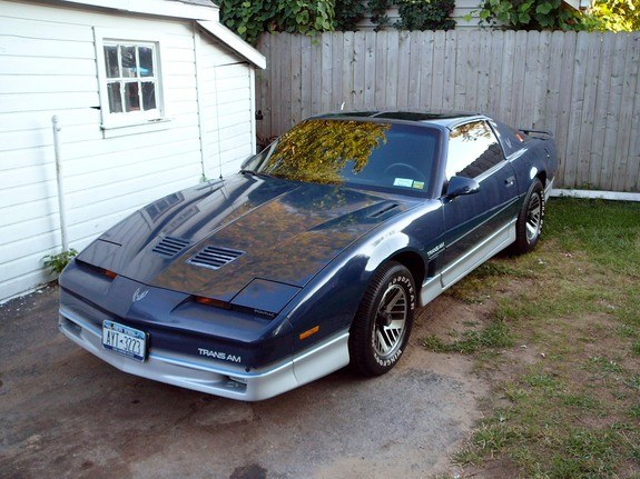 Another bmh6724 1985 Pontiac Trans Am post... - 9279562