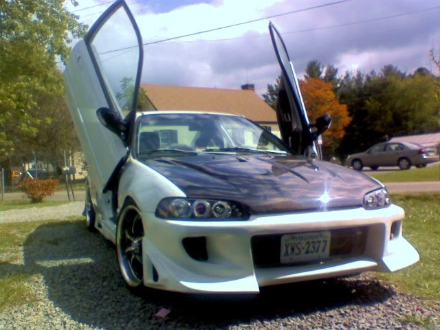 Xzibit1's 1995 Honda Civic