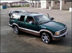 Johnspurs1s 1996 Chevrolet Blazer