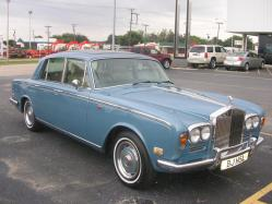 cathlena 1973 Rolls-Royce Silver Shadow 2