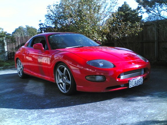 Mercedes Benz Austin >> FTEvolution 1995 Mitsubishi FTO Specs, Photos ...