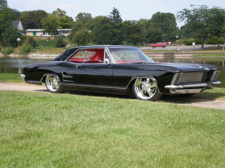 Baggedouts10 1964 Buick Riviera S Photo Gallery At Cardomain