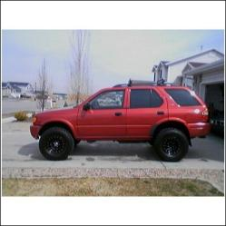 risky187s 1999 Isuzu Rodeo