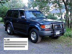 Cardicted12889 1996 Toyota Land Cruiser