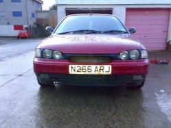 meganeclassic 1996 Ford Mondeo