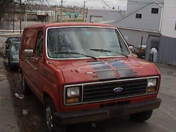 Subaru Of Claremont >> Skillz81 1990 Ford Econoline E150 Passenger Specs, Photos ...