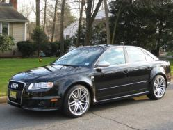 CliffsAudiRS4 2007 Audi RS 4