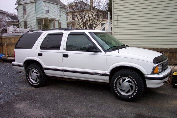 Yuba City Nissan >> justinh4578 1996 Chevrolet S10 Blazer Specs, Photos ...
